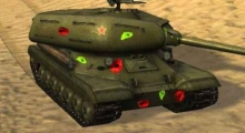 World Of Tanks 0.8.6 — Цветные попадания «Paintball» | World Of Tanks моды
