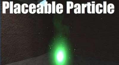 Placeable Particle Effects (Обновлено! 4 января 2019 г. в 15:19)