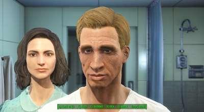 Fallout 4 — Пресет Стива Маккуина (Steve Mc Queen The King of Cool) | Fallout 4 моды