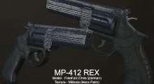 Fallout NV — MP412 REX | Fallout New Vegas моды