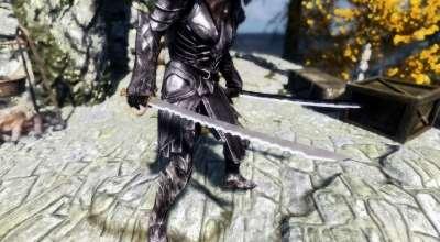 Skyrim — Душитель и Кровавая Коса. Реплейсер | Skyrim моды