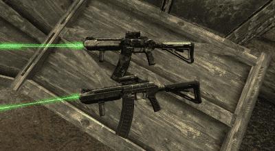 Fallout New Vegas — Штурмовая винтовка Тактический АС «ВАЛ» | Fallout New Vegas моды