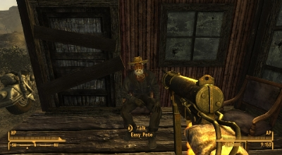 Fallout NV — The Sleeping Boatfly | Fallout New Vegas моды