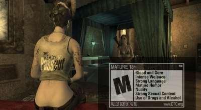 Fallout NV — Спутник Ванесса (Vanessa) 18+ | Fallout New Vegas моды