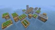 Minecraft — Улучшенные деревни для 1.7.10/1.7.2/1.6.4/1.5.2 | Minecraft моды