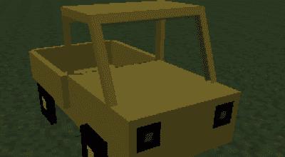 Minecraft — Мод добавляющий новый транспорт | Minecraft моды