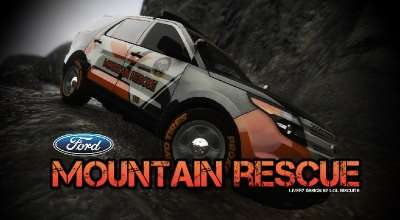 GTA 5 — Ford Explorer Mountain | GTA 5 моды