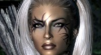 Skyrim — татуировки на лица для девушек и мужчин | Skyrim моды