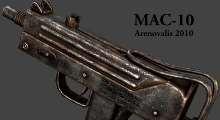 Fallout NV — MAC-10 | Fallout New Vegas моды