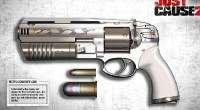 Just Cause 2 — улучшенный пистолет Rico's Signature Gun | Just Cause 2 моды