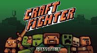 CraftFighter — Файтинг в стиле Minecraft