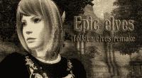Epic elves — новая раса для oblivion