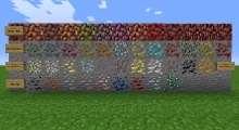 Minecraft — Metallurgy 2 и Metallurgy 4/ Более 48 новых видов руды