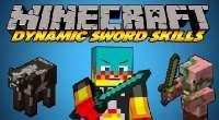 Minecraft — Новая механика боя для 1.8/1.7.10/1.7.2/1.6.4 | Minecraft моды