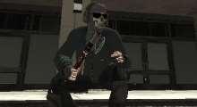GTA 4 — Томагавк из AC3 | GTA 4 моды
