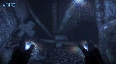 Skyrim — Фикс заклинания «Свет свечи» | Skyrim моды