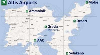 Arma 3 — Динамичные аэропорты (Dynamic Altis Airports) | Arma 3 моды