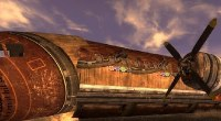 Fallout NV — дом самолёт для ГГ | Fallout New Vegas моды