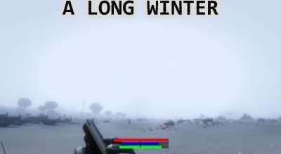 GTA 5 — Глобальная модификация «Долгая зима» (A Long Winter) | GTA 5 моды
