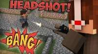 Minecraft — Headshot для 1.7.10/1.7.2 | Minecraft моды