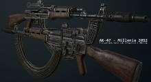 Fallout NV — AK47 | Fallout New Vegas моды