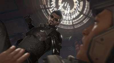 Новый Deus Ex: Mankind Divided