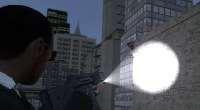 GTA IV — Тактический фонарь для оружия | GTA 4 моды
