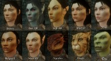 Oblivion — Полная реконструкция лиц