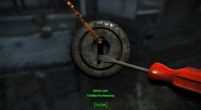 Fallout 4 — Легкий взлом замков | Fallout 4 моды