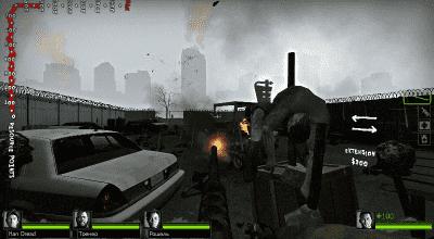 Left 4 Dead 2 — Кампания «The Convoy» | Left 4 Dead 2 моды