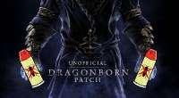 Skyrim — Неофициальный Dragonborn патч | Skyrim моды