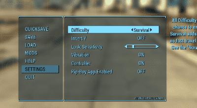Fallout 4 — Survival Unlocker | Fallout 4 моды