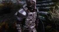 Skyrim — Улучшенные текстуры брони Страж Рассвета