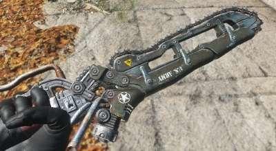 Fallout 4 — Ретекстур Потрошителя | Fallout 4 моды