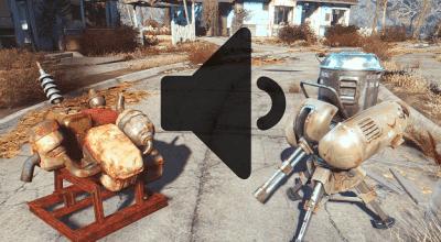 Fallout 4 — Тихие поселения / Quieter Settlements | Fallout 4 моды