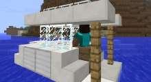 Minecraft — Мод позволяющий строить корабли для 1.7.10 — Archimedes Ships | Minecraft моды