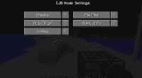 Minecraft — CJB API | Minecraft моды