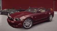 GTA 4 — 2013 Ford Mustang GT | GTA 4 моды