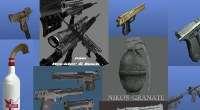 GTA 4 — Подборка скинов оружия (19 штук) | GTA 4 моды