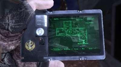 Fallout NV — Калифорния (California West Coast (fallout 1 and 2 map)) | Fallout New Vegas моды
