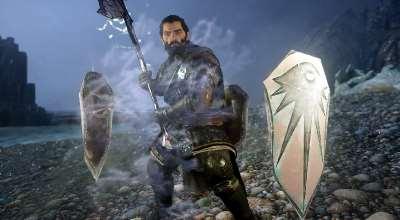 DA: Inquisition — Реплейсер Ходячей Крепости | Dragon Age моды