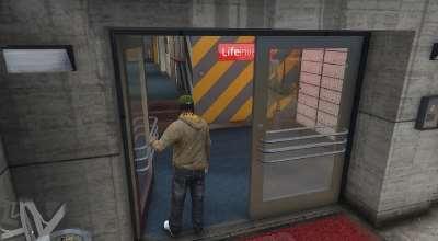 GTA 5 — Открытие всех интерьеров / Open All Interiors   GTA 5 моды