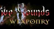 Skyrim — Новые звуки для оружия   Skyrim моды
