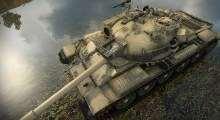 World of Tanks 0.8.5 — Танк Tiran 6 заменяет советский Т-62А | World Of Tanks моды