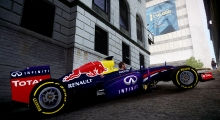 GTA IV — Red Bull RB9 | GTA 4 моды
