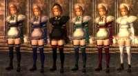 Fallout NV — Костюм служанки Асуки (Asuka_Maid_MKII) | Fallout New Vegas моды