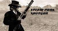 Fallout NV — Стим-панк дробовик
