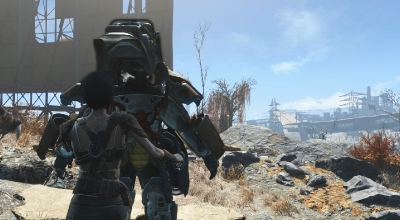 Fallout 4 — Быстрый выход из силовой брони | Fallout 4 моды