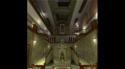 Garrys Mod — Карта из Resident Evil 2 для TTT