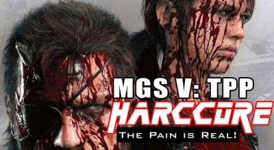 MGS V: TPP — Увеличение сложности игры (TPP HARDCORE Mod) | Metal Gear Solid V моды